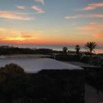 vista dalla garden suite villa