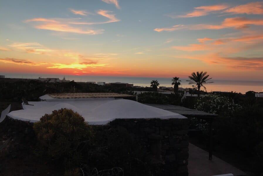 Dammusino Pantelleria
